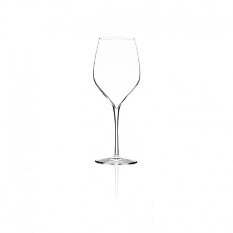 Set of 6 Large Wine Glasses - Vertical Large Clear - Italesse ITALESSE ITL3304