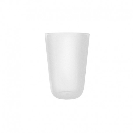 Set of 6 Large Tumbler Glass Frost 500ml - Tonic Beach - Italesse ITALESSE ITL3903FR