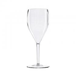 Taça de Champanhe Transparente - Privè Gran Cru Beach - Italesse