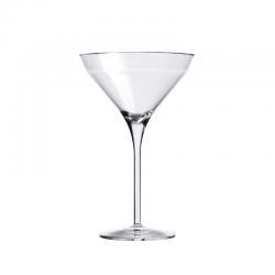 Set of 6 Martini Glasses Clear - Martini Beach - Italesse ITALESSE ITL3945TR