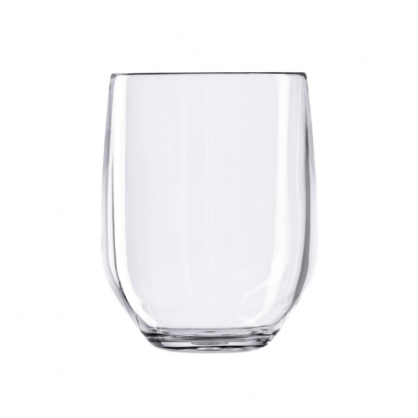 Tumbler Glass Clear - Vertical Party Beach - Italesse ITALESSE ITL3935TR