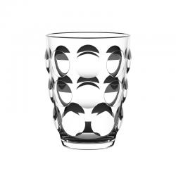 Juego 6 Vasos Tumbler Transparente - Bolle Beach - Italesse