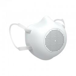 Máscara de Proteção Ecológica Adulto Branco - Eco-Mask - Guzzini Protection