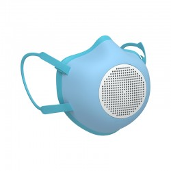 Adult Eco-Friendly Protective Mask Blue - Eco-Mask - Guzzini Protection