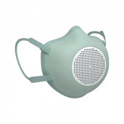 Adult Eco-Friendly Protective Mask Green - Eco-Mask - Guzzini Protection GUZZINI protection GZ108900175C