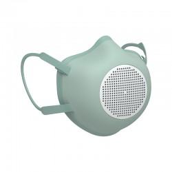 Máscara de Proteção Ecológica Adulto Verde - Eco-Mask - Guzzini Protection