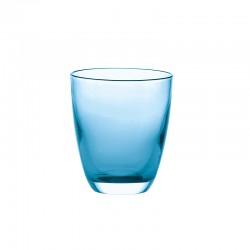 Vaso de Vidrio Bicolor Azul - Grace - Guzzini