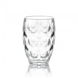 Vaso de Agua Alto Tumbler - Venice Transparente - Guzzini