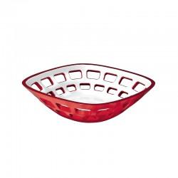 Bread Basket Red - Grace - Guzzini