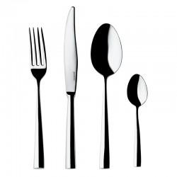 24-Piece Cutlery Set - My Table Icons Silver - Guzzini GUZZINI GZ17690063