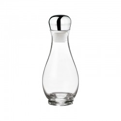 Oil/Vinegar Cruet 500ml - Look Chrome - Guzzini