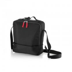 Thermal Messenger Bag Black - Fashion&Go - Guzzini
