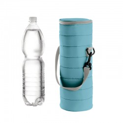 Bolso Térmico para Botella Azul - Handy - Guzzini