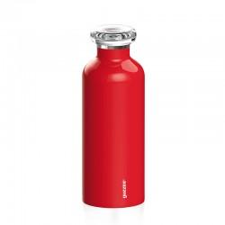 Garrafa Térmica para Viagem 500ml Vermelho - Energy - Guzzini
