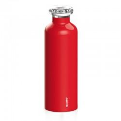 Garrafa Térmica para Viagem 750ml Vermelho - Energy - Guzzini