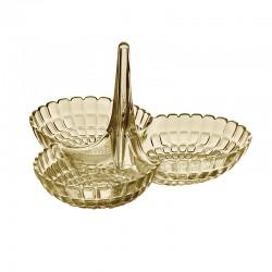 Hors D'Oeuvres Dish Sand - Tiffany - Guzzini