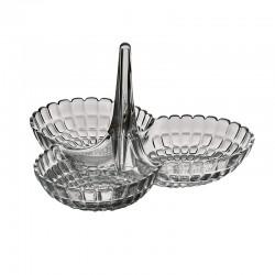 Hors D'Oeuvres Dish Grey - Tiffany - Guzzini