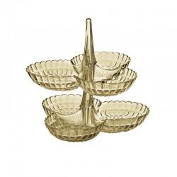 Set de 2 Pratos de Aperitivos Areia - Tiffany - Guzzini