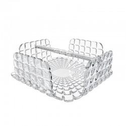 Servilletero Transparente - Tiffany - Guzzini