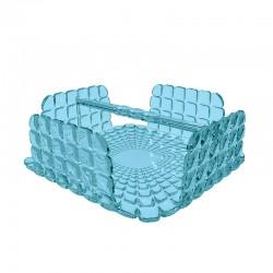 Porta-Guardanapos Azul - Tiffany - Guzzini