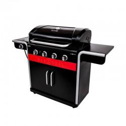 Barbecue Híbrido - Gas2Coal 440 Preto - Charbroil CHARBROIL CB140757