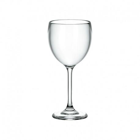 Copo de Vinho Transparente - Happy Hour - Guzzini GUZZINI GZ23490100