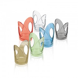 Set of 6 Cup Holders - Feeling Assorted - Guzzini