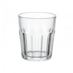 Copo Tumbler Baixo Transparente - Happy Hour - Guzzini
