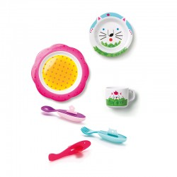 Set Dinner Playpark - Bimbi Assorted - Guzzini