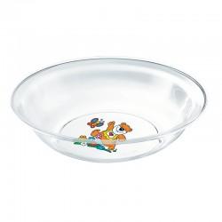 Prato de Sopa - Bimbi Transparente - Guzzini