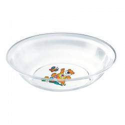 Soup Plate - Bimbi Clear - Guzzini