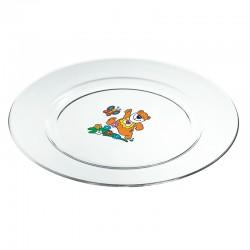 Prato Raso - Bimbi Transparente - Guzzini