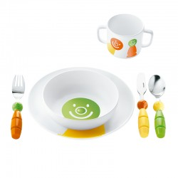 Dinner Set Billo II - Bimbi Assorted - Guzzini GUZZINI GZ07500152