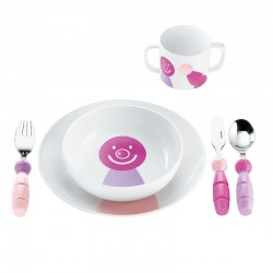 Dinner Set Billo I - Bimbi Assorted - Guzzini GUZZINI GZ07500352