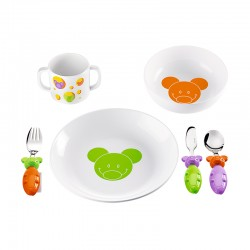 Dinner Set Tip Top Tap - Bimbi Assorted - Guzzini GUZZINI GZ07560052