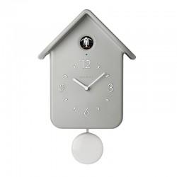 Relógio de Cuco QQ com Pêndulo Cinza - HOME - Guzzini GUZZINI GZ16860208