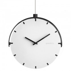 Reloj Universal Orientable 'Move Your Time' - Home Blanco Y Negro - Guzzini GUZZINI GZ16860311