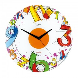 Number Wall Clock - Home Assorted - Guzzini GUZZINI GZ27270052