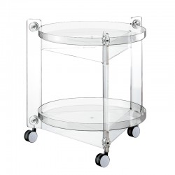 Carrito Massoni Transparente - Home - Guzzini GUZZINI GZ01150100