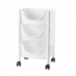 Trolley White - Hold&Roll - Guzzini GUZZINI GZ22650511