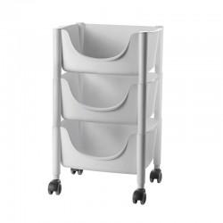 Trolley Grey - Hold&Roll - Guzzini GUZZINI GZ22650533