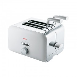 Torradeira Elétrica - Prep&Style Branco - Guzzini GUZZINI GZ10830011