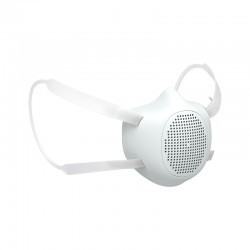 Máscara de Proteção Ecológica Criança Branco - Eco-Mask - Guzzini Protection