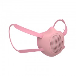 Kid Eco-Friendly Protective Mask Pink - Eco-Mask - Guzzini Protection
