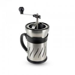 Moinho de Café e Cafeteira de Êmbolo 15 cm - Paris Press - Peugeot Saveurs PEUGEOT SAVEURS PG35297