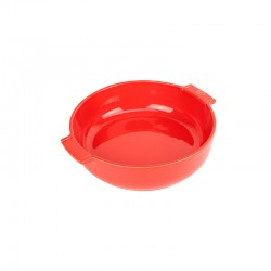 Round Baker Red 27cm - Appolia - Peugeot Saveurs