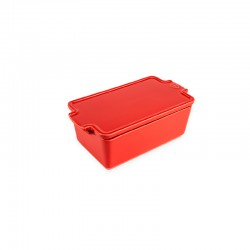 Terrina Vermelho 20cm - Appolia - Peugeot Saveurs