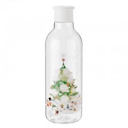 Garrafa de Água 750ml Natal - Drink-It Moomin Branco - Rig-tig RIG-TIG RTZ00701-2
