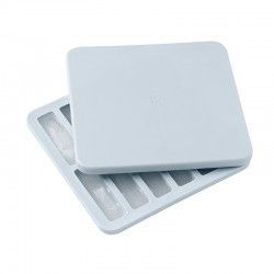 Small Ice Tray with Lid - Freeze-It Light Blue - Rig-tig RIG-TIG RTZ00550