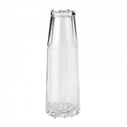 Carafe with Glass - Glacier Clear - Stelton